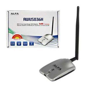 USB WiFi адаптер Alfa AWUS036H 1000 mW