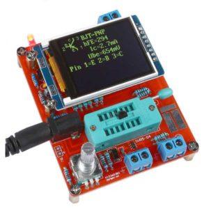 GM328 транзистор тестер