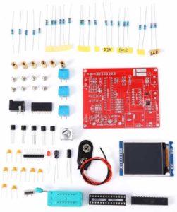 GM328 троанзистор тестер - состав комплекта