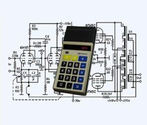 Калькулятор радиолюбителя