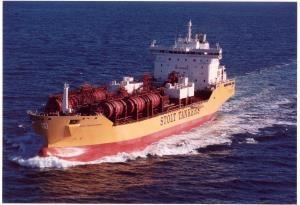 Chemical tanker - танкер химовоз