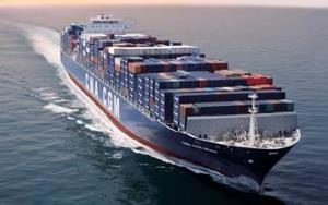 Container ship - контейнеровоз