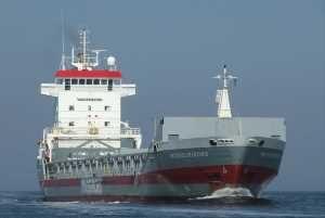 General cargo ship - суда для перевозки генеральных грузов