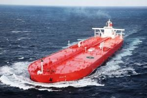 Tanker (Crude oil tanker) - Танкер